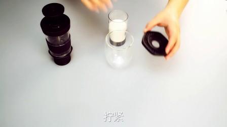 1Zpresso让您轻松成为咖啡达人- 奶泡/拿铁咖啡制作