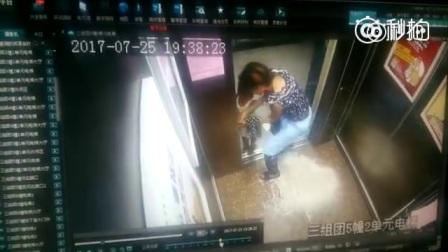 安全意识养成 小孩乘坐电梯时家长一定得注意! 安全菌 安全知识普及教育