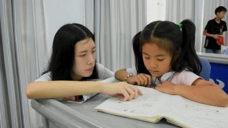 """重庆大学电气工程学院""""三下乡""""之志愿者深入下坝街道市民学校"""