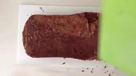 慕斯蛋糕红色翻糖小汽车蛋糕甜心