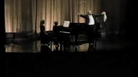 帕瓦罗蒂 1983 旧金山独唱音乐会 LUCIANO PAVAROTTI - SAN FRANCISCO OPERA - 25_04_1983