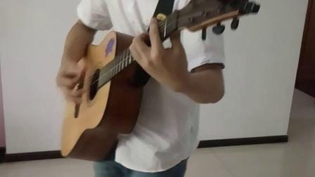 康璐曾经的你吉他弹唱