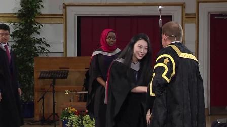 莱斯特大学毕业典礼-2017年7月13日上午11点