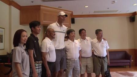 2017姚基金慈善高尔夫-庆祝香港回归20周年