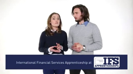 Financial Services Apprenticeships at NCI