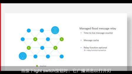 来自Silicon Labs的蓝牙网状网络和消息中继