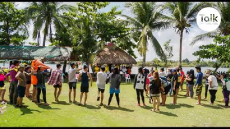 TALK学院的教学和非教学人员于2017年5月27日在Sierra Vista Resort  -  San Fabian,Pangasinan进行了团队建设。