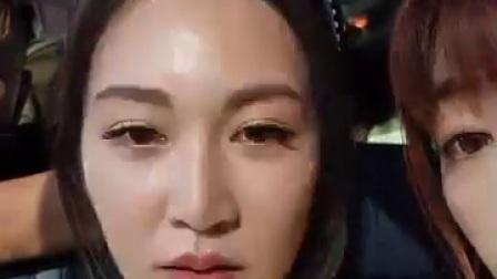 坐車閒聊 綜藝玩很大 吳姍儒 Sandy Wu 丫頭詹子晴 曾莞婷直播了视频