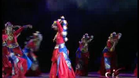16 群舞《戴天头》西藏军区政治部文工团
