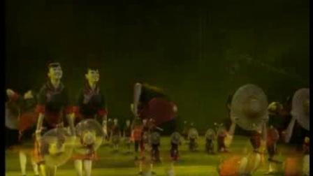 14 群舞《田埂上,日头下》广东外语艺术职业学院