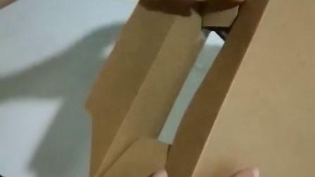 3粒装手提马芬盒