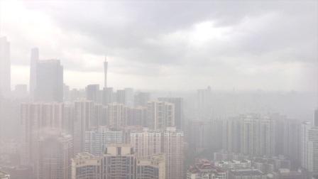 广州天气延时