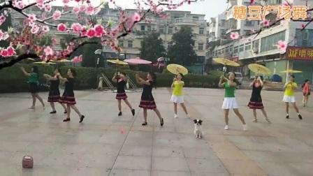 快乐姐妹舞蹈队《江南梦》