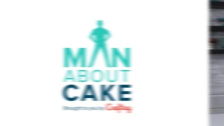 缤纷水果 夏日海滩 多彩纹理 奶油霜蛋糕 - Man About Cake