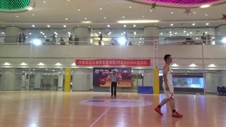中欧联储证券杯赛:中欧联储证券华北篮球队VS北大光华EMBA
