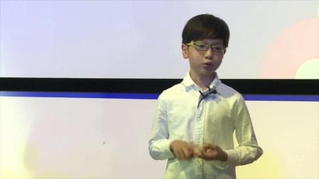 王思诚:跨界不是今天的专有名词 @TEDxKids@DingxiangRoad