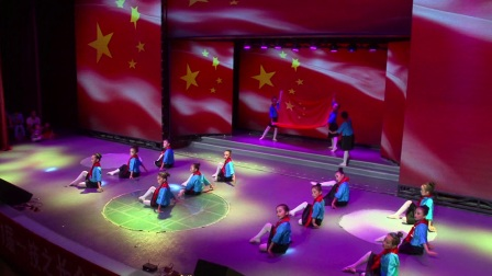 第11届一技之长全国青少年才艺电视展演陕西赛区舞蹈组2