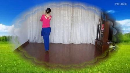蒙古舞蹈《天边》口令教学(附背面演示)_标清