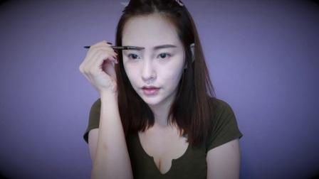 蚪蚪木|妆容分享 2017第一篇