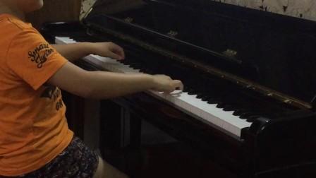 五级练习曲