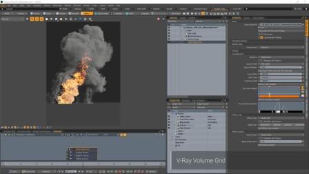 V-Ray for MODO – Volume Rendering 体积渲染