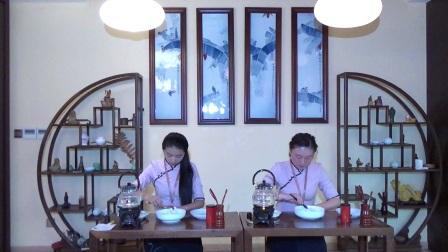 天晟茶艺第133期7 8号学员安溪茶艺表演.