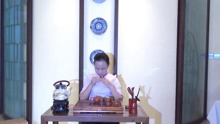 天晟茶艺培训第133期4号台湾十八道茶艺表演