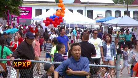 2nd Annual Hmongtown Festival with Maikou Xiong.