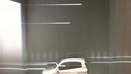 车体发布会全息投影/裸眼3D/光影视频秀/全息开场秀表演