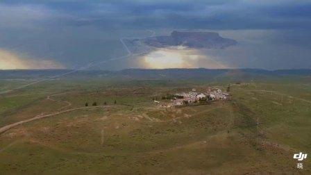 访察哈尔火山群