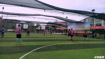 武宁盛大FC足球队两周年庆一