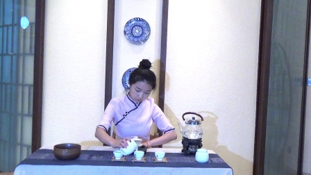 天晟茶艺培训第133期11号茶修之行茶十式茶艺表演