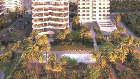 Faena Mar 法纳玛,新迈阿密豪华海滩公寓