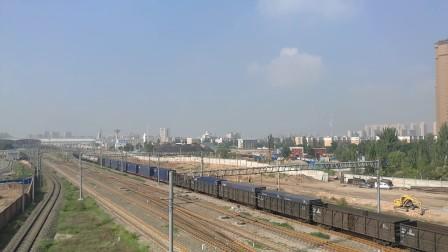 火车视频-SS3型电力机车