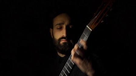 泰德思科吉他奏鸣曲 Armen Doneyan - (Andantino)