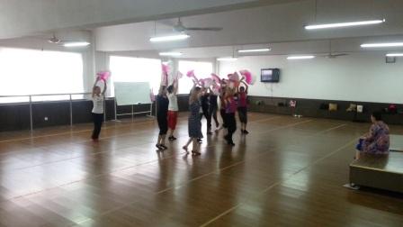 20170806_第六套健身秧歌排练录像