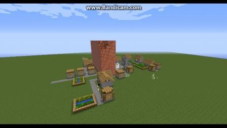 MC动画-10000个TNT炸村庄