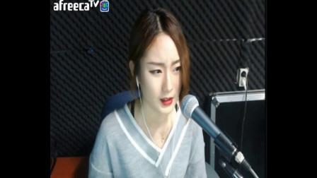 韩国女主播热舞瑟妃