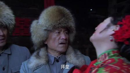 女人的抗战 24 大风醉酒求姻缘 心心惦念钟师长
