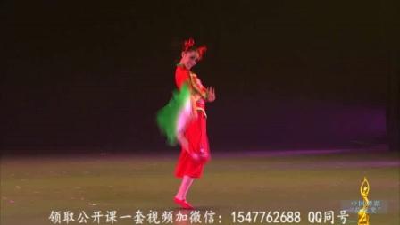 第十届荷花奖幼儿园教师舞蹈《二妮》—郭老师