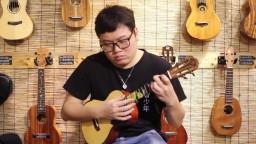 尤克里里粤语童谣翻弹《何家公鸡何家猜》,大夫山ukulele原笔老师港台风17集