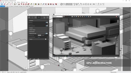 V-Ray 3 for SketchUp – 来了!