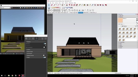 V-Ray for SketchUp – 快速入门:简介