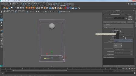 Phoenix FD for Maya – 快速入门:基础流体模拟