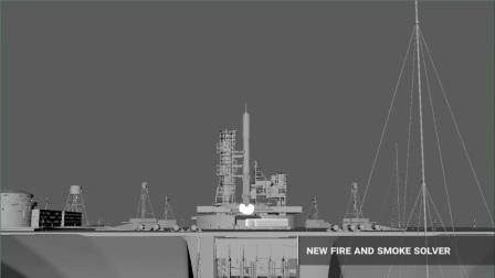 Phoenix FD 3.0 for Maya – 改进的火焰和烟雾解算器