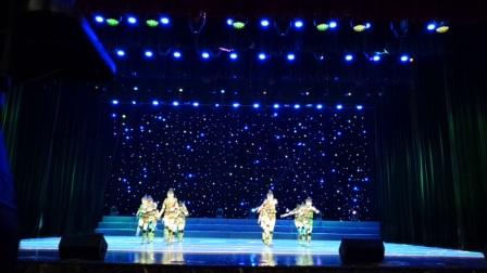 """江西省""""艺梦杯""""舞蹈邀请赛高安市红舞鞋《激战》"""