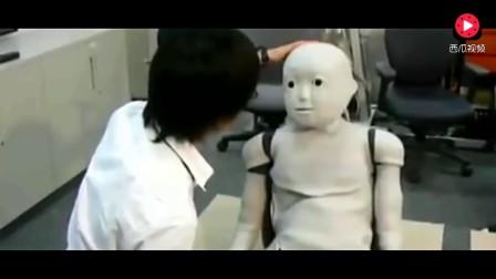 看看这些疯狂的机器人!