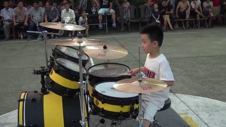3--架子鼓表演