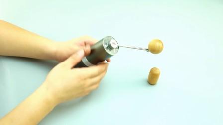 1Z手摇磨豆机——独特快拆磁吸效果
