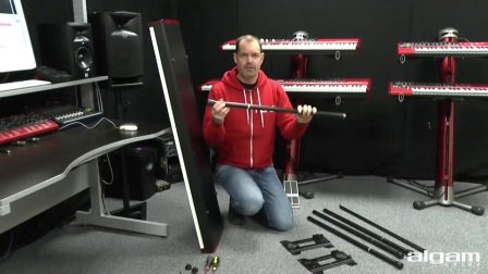 How to assemble your Nord Keyboard Stand